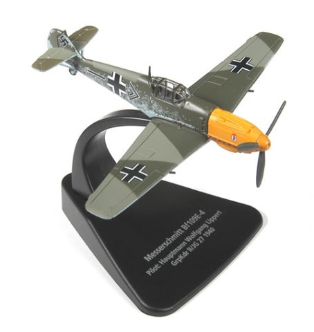 Oxford Diecast Messerschmitt Bf 109E-4 1:72 Scale Model Aircraft