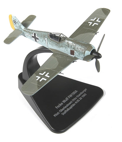 Oxford Diecast Focke Wulf 190 1:72 Scale Model Aircraft