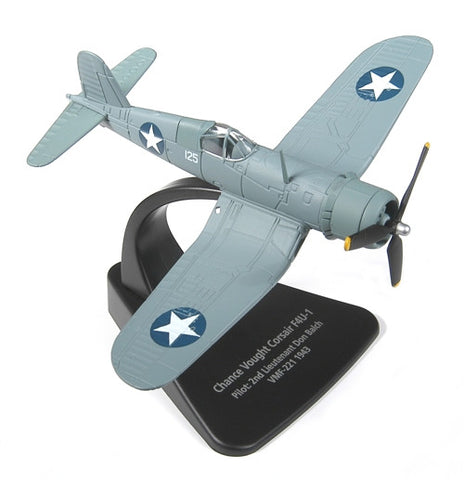 Oxford Diecast Corsair F MkIV 1:72 Scale Model Aircraft