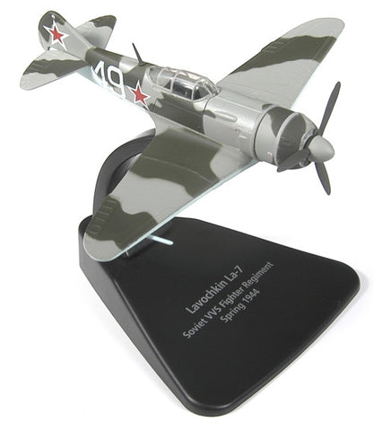 Oxford Diecast Lavochkin 1:72 Scale Model Aircraft