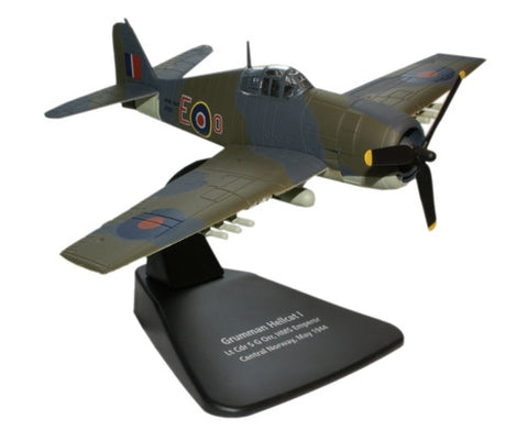 Oxford Diecast Grumman Hellcat 1:72 Scale Model Aircraft