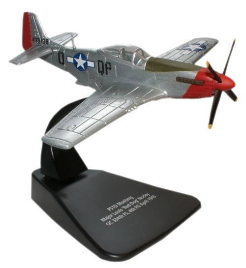 Oxford Diecast Mustang P51 1:72 Scale Model Aircraft