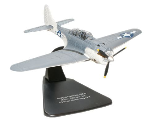 Oxford Diecast Douglas Dauntless 1:72 Scale Model Aircraft