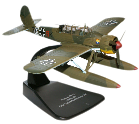 Oxford Diecast Arado AR196 1:72 Scale Model Aircraft