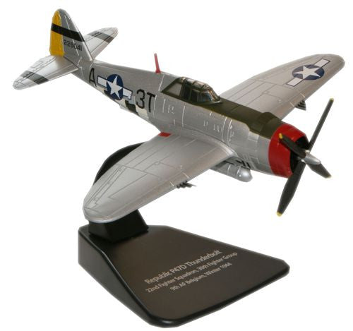 Oxford Diecast P47 Thunderbolt 1:72 Scale Model Aircraft