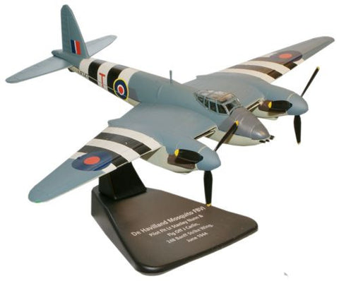 Oxford Diecast D H Mosquito 1:72 Scale Model Aircraft