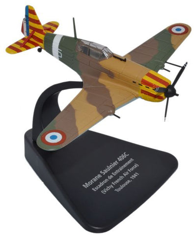 Oxford Diecast Morane Saulnier 1:72 Scale Model Aircraft