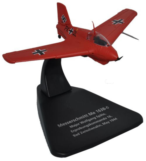 Oxford Diecast Me163B 1:72 Scale Model Aircraft
