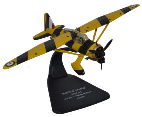Oxford Diecast Westland Lysander Target Tug 1:72 Scale Model Aircraft