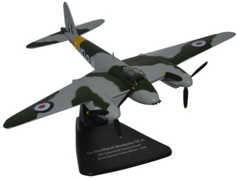 Oxford Diecast DH Mosquito Brize Norton 1949 1:72 Scale Model Aircraft