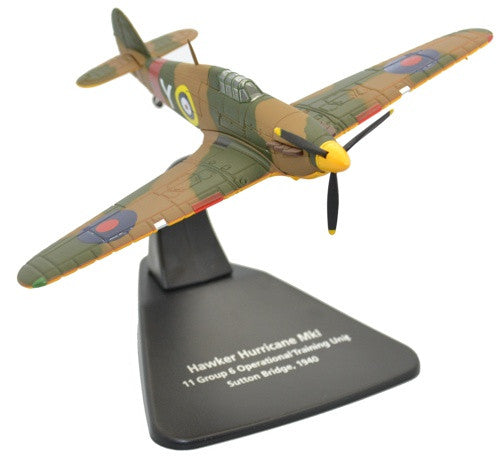 1:72 Hawker Hurricane Mk.I, 11 Group 6 Operational Training Unit, 1940