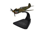 Oxford Diecast Curtis Warhawk P40 1:72 Scale Model Aircraft