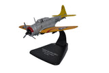Oxford Diecast Douglas Dauntless Lexington 1:72 Scale Model Aircraft