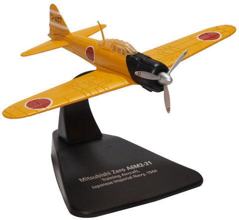 Oxford Diecast Mitsubishi A6M2 Imperial Japanese Navy