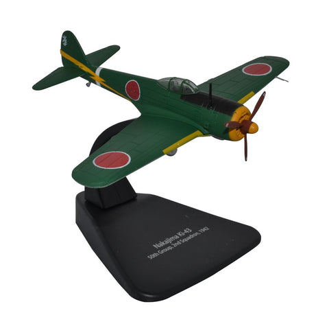 Oxford Diecast Nakajima Ki-43 50th Group 2nd Squadron 1942