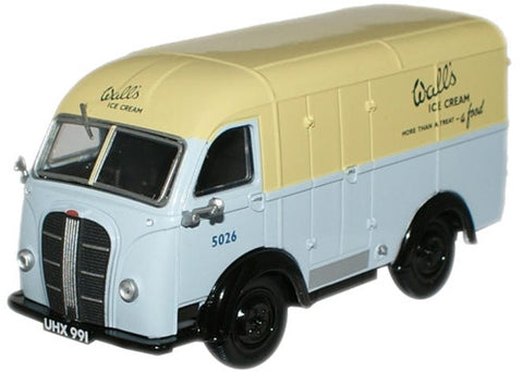 Oxford Diecast Walls Austin K8 Threeway Van - 1:43 Scale