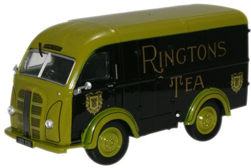 Oxford Diecast Austin K8 Van Ringtons Tea - 1:43 Scale