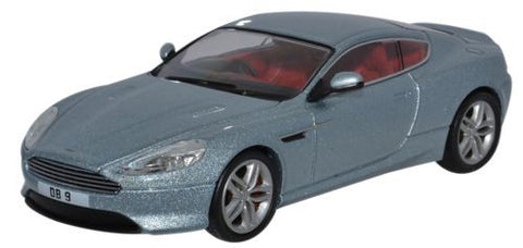 Oxford Diecast Aston Martin DB9 Coupe  - 1:43 Scale