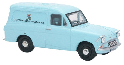 Oxford Diecast Television License - 1:43 Scale