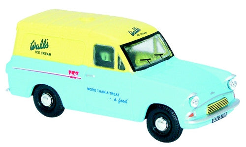 Oxford Diecast Walls Van - 1:43 Scale