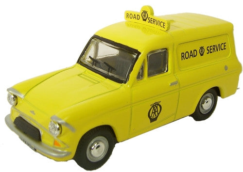 Oxford Diecast Anglia AA logo old - 1:43 Scale