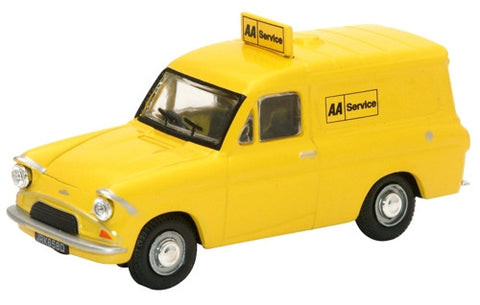 Oxford Diecast Anglia AA new logo - 1:43 Scale