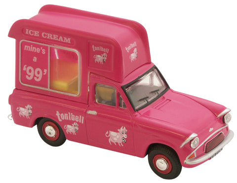 Oxford Diecast Tonibell Pink - 1:43 Scale
