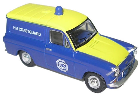 Oxford Diecast Coastguard - 1:43 Scale