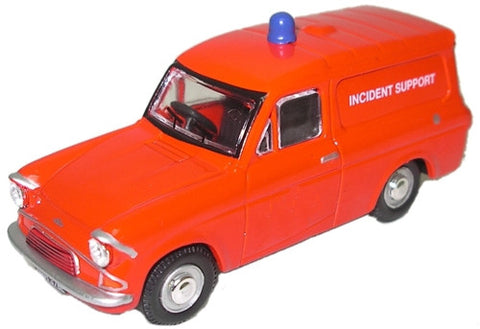 Oxford Diecast Fire Incident Support - 1:43 Scale