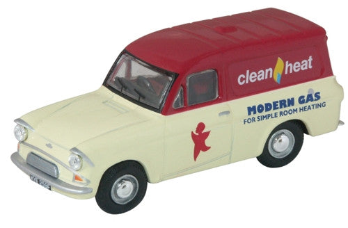 Oxford Diecast Clean Heat Gas - 1:43 Scale