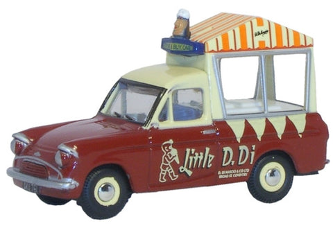 Oxford Diecast Di Maschio's Ford Ice Cream - 1:43 Scale