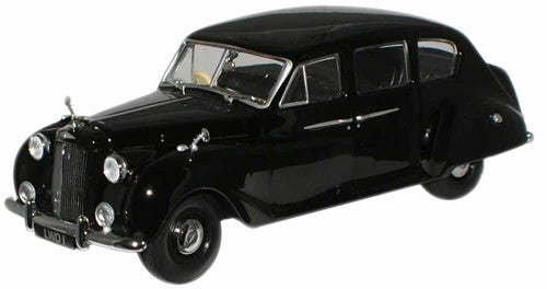 Oxford Diecast Black Austin Princess (Early) - 1:43 Scale