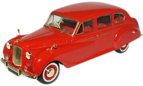 Oxford Diecast Scarlet Austin Princess (Mid) - 1:43 Scale