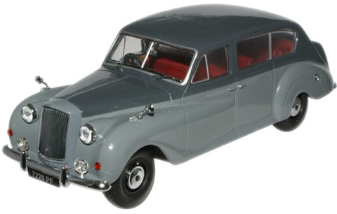 Oxford Diecast Carlton Grey/Light Grey Princess (Late) - 1:43 Scale