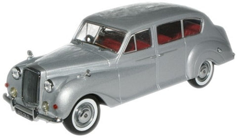 Oxford Diecast Moondust Silver Austin Princess (Late) - 1:43 Scale