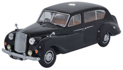 Oxford Diecast Austin Princess Late Black - 1:43 Scale