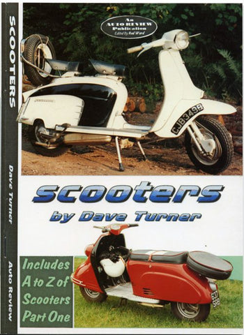 AUTO REVIEW AR04 Scooters, Part 1 of an Ato Z of Scooters D Turner - OxfordDiecast