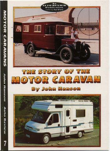 AUTO REVIEW AR07 Motor Caravans By John Hanson - OxfordDiecast