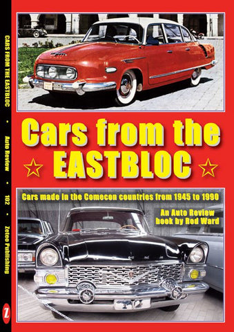 AUTO REVIEW AR102 Cars from the Eastbloc by Rod Ward - OxfordDiecast