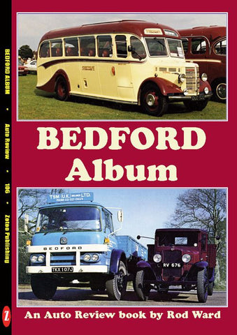 AUTO REVIEW AR106 Bedford Album By Rod Ward - OxfordDiecast