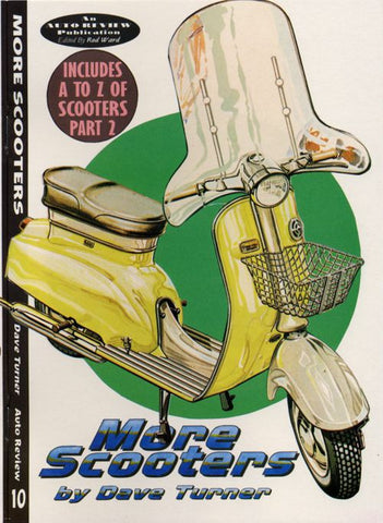AUTO REVIEW AR10 More Scooters, Including Part 2 of A to Z of Scooters - OxfordDiecast