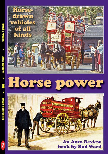 AUTO REVIEW AR116 Horse-Power: horse-drawn vehicles By Rod Ward - OxfordDiecast