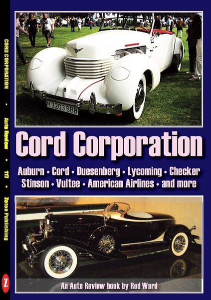 AUTO REVIEW Cord Corporation by Rod Ward - OxfordDiecast