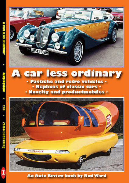 AUTO REVIEW AR120  A car less ordinary by Rod Ward - OxfordDiecast