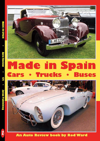 AUTO REVIEW Made in Spain By Rod Ward - OxfordDiecast