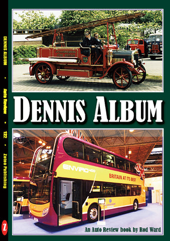 AUTO REVIEW Dennis Album By Rod Ward - OxfordDiecast