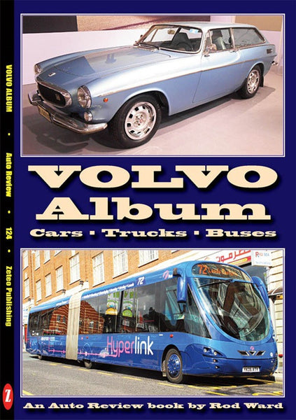 AUTO REVIEW Volvo Album By Rod Ward - OxfordDiecast