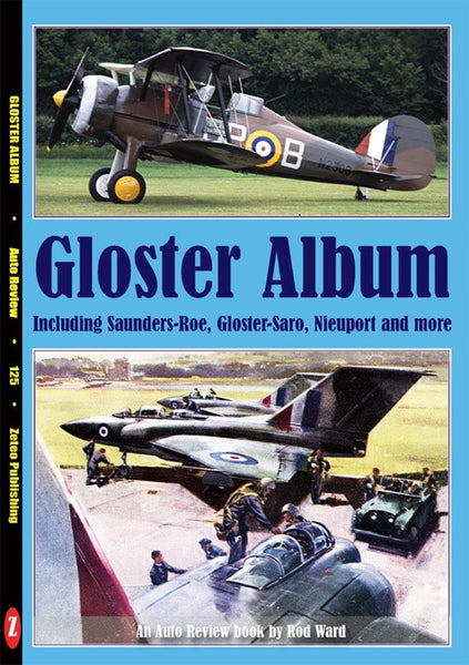 AUTO REVIEW  Gloster Album By Rod Ward - OxfordDiecast