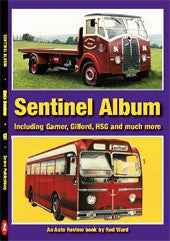 Auto Review Sentinel Album -Including Garner Gilford HSG And Much More