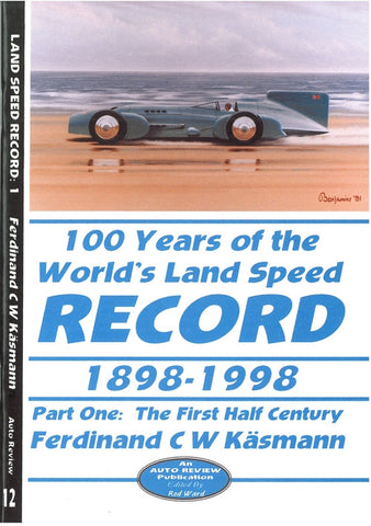 AUTO REVIEW AR12 The Worlds Land Speed Record - OxfordDiecast